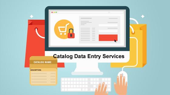 catalog data entry