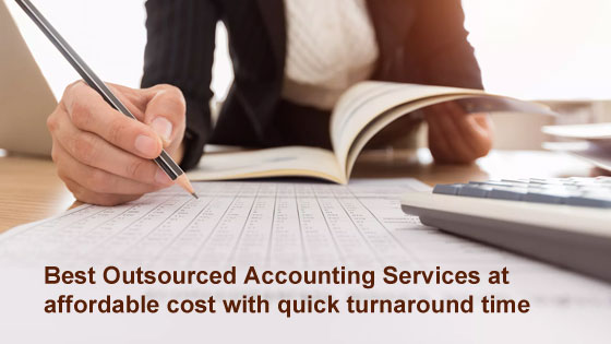 Best Outsourced Accounting Services at affordable cost with quick turnaround time
