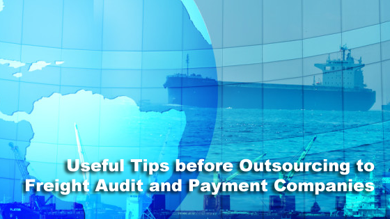 freight audit and payment companies