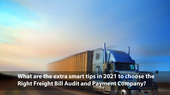 freight bill audit and payment