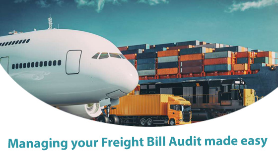 Managing your freight bill audit made easy