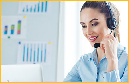 CALL CENTER AND BACK OFFICE SERVICE